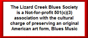 The Lizard Creek Blues Society  